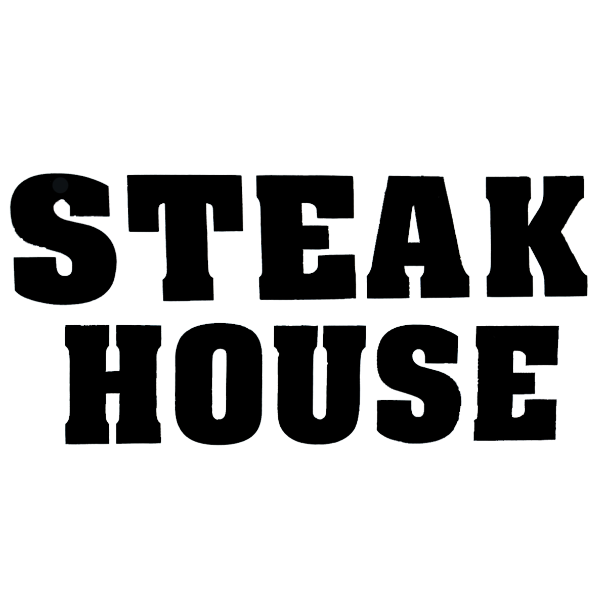 Steakhouse logotype
