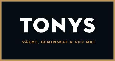 Tonys Restaurang logotype